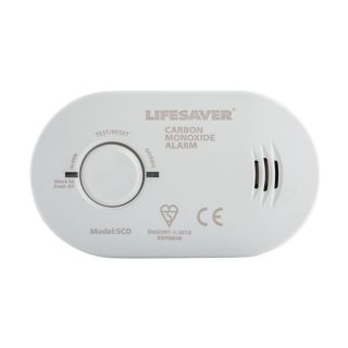 Kidde 5colsb Compact Battery Carbon Alarm