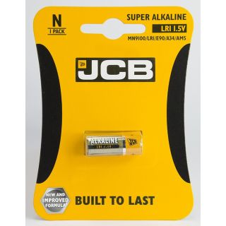Jcb Battery Super Alkaline Lr1/n 1.5V