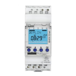 THEBEN SOLAR TIME SWITCH 1 CHANNEL