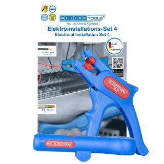 WEICON Electrical Installation Set 4