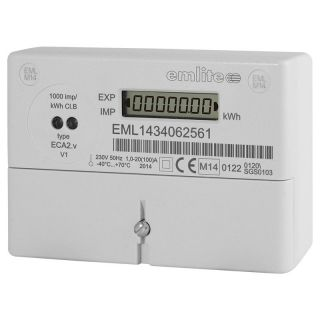 A Compact And Robust Kwh Meter Complete With Pulsed Output