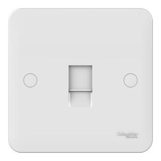 LWM single RJ11 telephone/data outlet