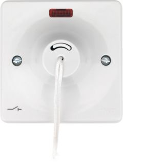 HG 50A SHOWER PULL CORD SWITCH