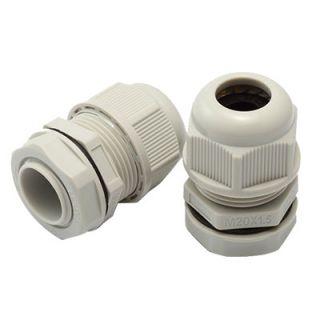20mm PVC Gland 6-12mm