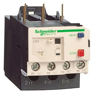 TeSys LRD thermal overload relays - 1...1.6 A - class 10A