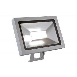 MICRO ACTIVATE 10W LED flood light, IP65, White, 4000K