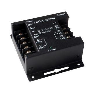 VEGAS amplifier, IP20, RGB