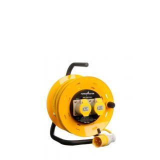 Powermaster 25 Mtr 110V Reel