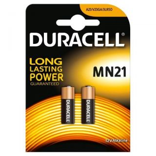 Duracell Battery 12V Card 2