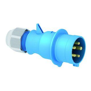 BALS 32A 3P 230V PLUG SCREW CONNECT IP44