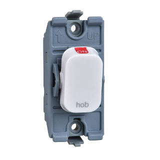 LWM grid 20AX DP switch printed hob