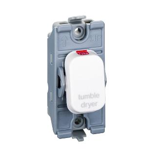 LWM grid 20AX DP switch printed tumble dry