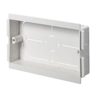 Mita - mounting box - 2 gang - 25 mm