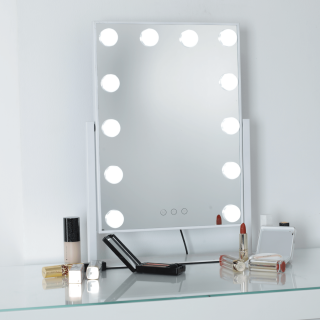 Hollywood Pivot Portrait Mirror